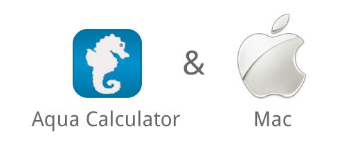 0 AquaCalculator-und-Mac