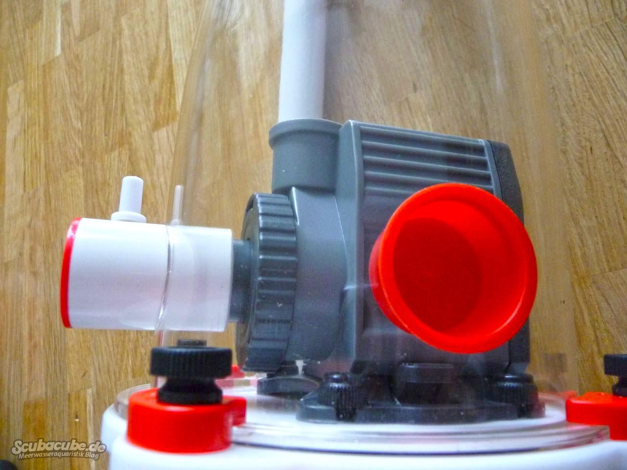 Curve 5 zusätzlicher Pumpenausgang 2